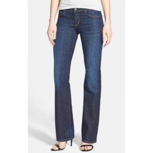Anthropologie COH Dita Petite Boot Cut Denim Jeans